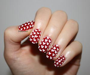 art, girly, and nails image
