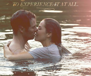 nicholas sparks, the best of me, and movie image
