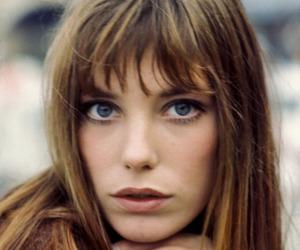 jane birkin, model, and beauty image