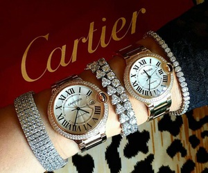 cartier, classy, and gold image
