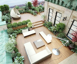roof, rooftop, and terrace image