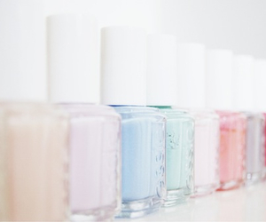 essie, girly, and pastel image