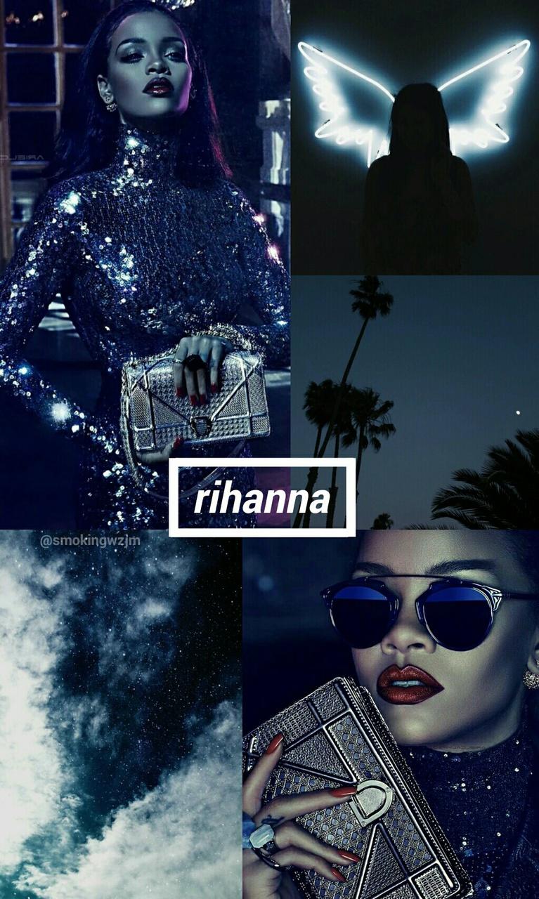 Rihanna Lockscreen Shared By M On We Heart It