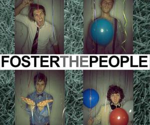 music and foster the people image