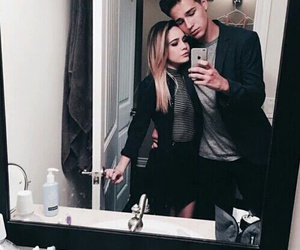 couple, love, and bea miller image