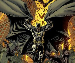 batman and dc comics image
