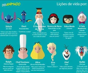 disney and personagens image