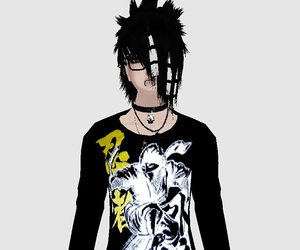 anime, emo, and soul eater image