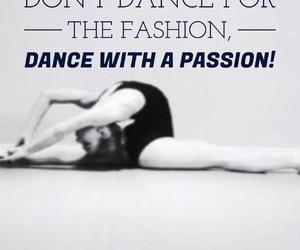 b&w, black and white, and dance image