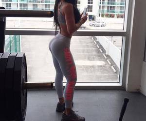fit, body, and sport image