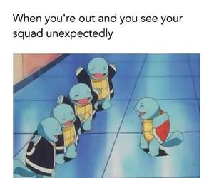 squad, funny, and friends image