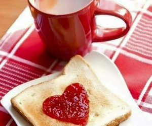 coffe, red, and cup image
