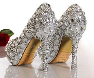 diamonds, fashion, and rhinestones image