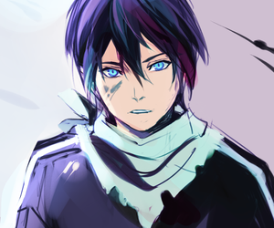 noragami, anime, and yato image