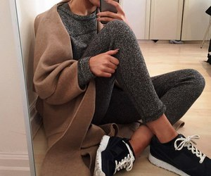 fashion, girls, and look image