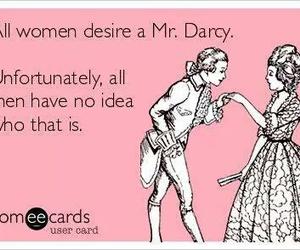 mosh, funny, and mr darcy image