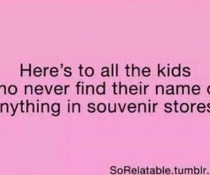 funny, kids, and souvenir image