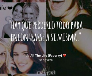 frases, glee, and life image