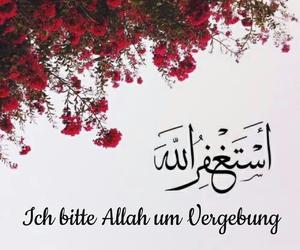 allah, deutsch, and islam image