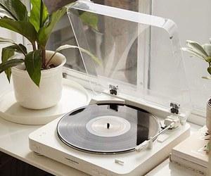 music, interior, and vinyl image