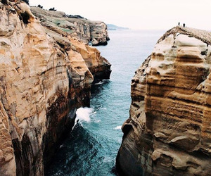ocean, nature, and travel image