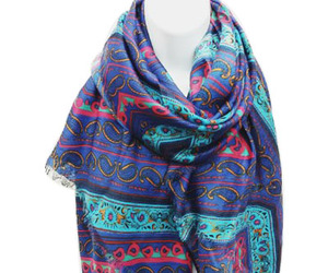animal print scarves, wholesale fashion scarves, and wholesale summer scarves image