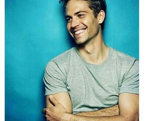 smile and paul walker image