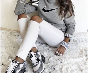 nike, fashion, and style image