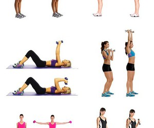 fit, fitness, and kobieta image