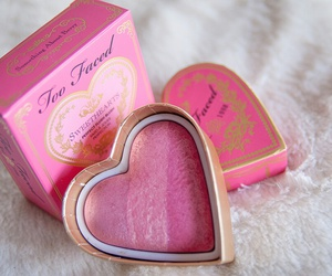 cosmetics, too faced, and makeup image