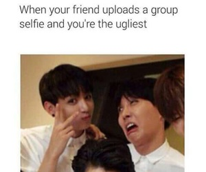 bts, jhope, and funny image