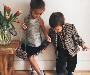 fashion, kids, and boy image