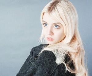 allison harvard, blonde hair, and blue eyes image