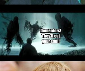 harry potter, funny, and ginger image