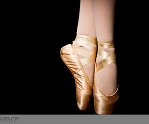 ballet, dance, and gold image