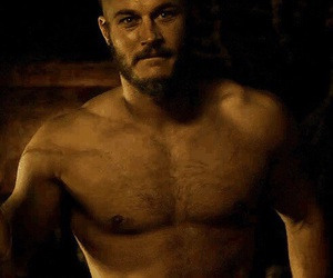 Hottie, shirtless, and travis fimmel image