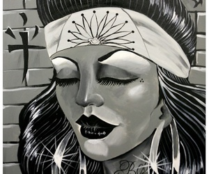 black and white, hoops, and chicano image