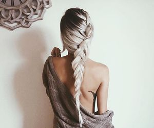 cheveux, fashion, and hair image