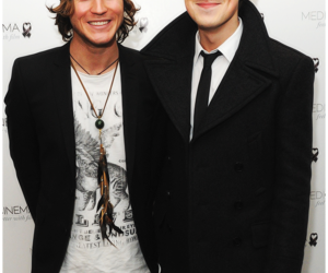 dougie poynter, McFly, and tom fletcher image