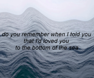heartbroken, music, and quote image
