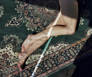 carpet, harry potter, and legs image