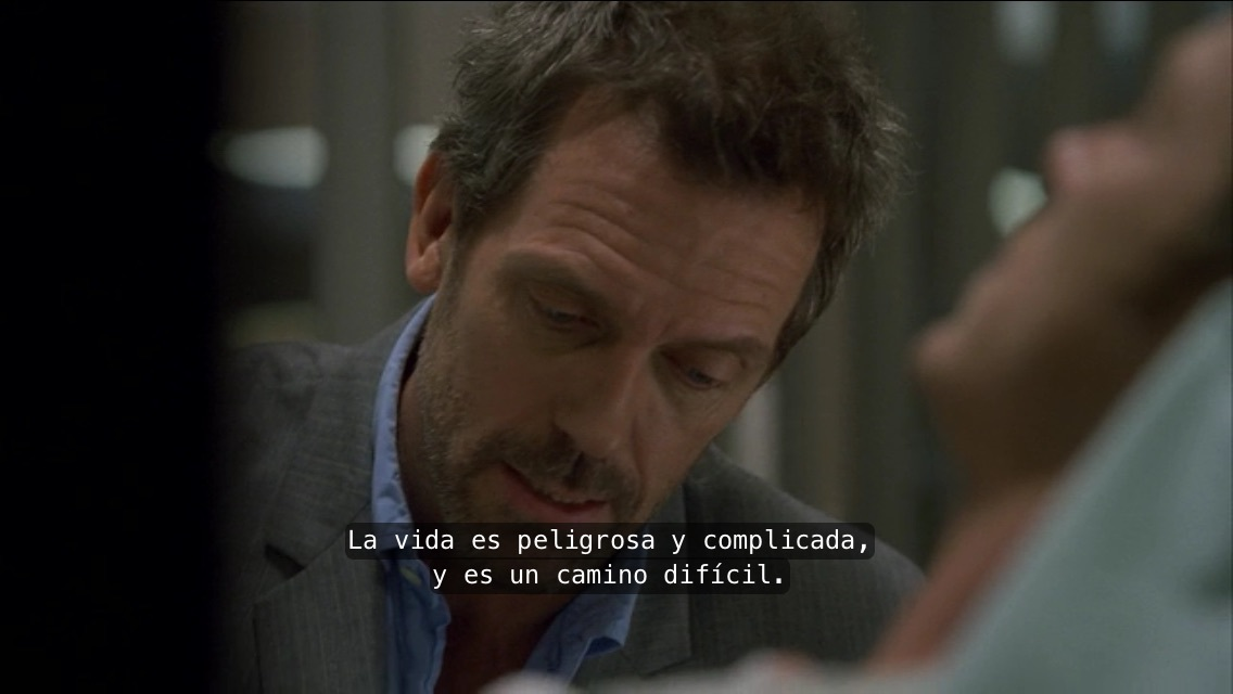 Image About Quotes In Dr House By Belu On We Heart It