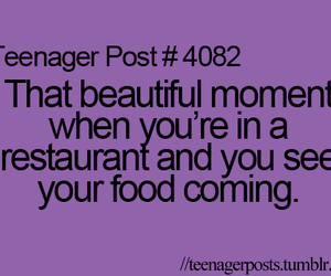 food, teenager post, and restaurant image