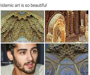 islamic, zayn malik, and muslim image