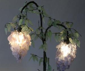 art, creative, and lamp image