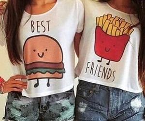 friends, best friends, and bff image
