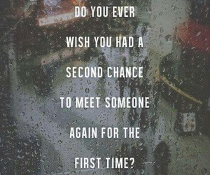 quote, wish, and chance image