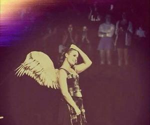 demi lovato, angel, and demi image