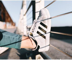 adidas, adidas superstar, and beautiful image