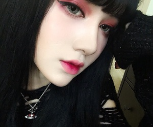 asian, chinese, and ulzzang image